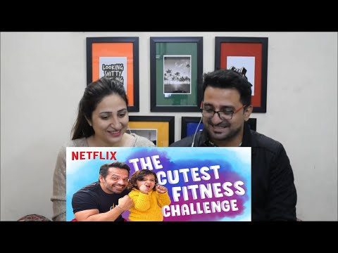 Pakistani Reacts to Flying Beast Trains his Daughter The Mighty Little Bheem Challenge Netflix India