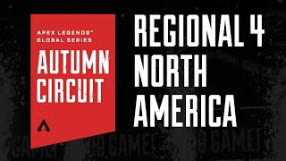 Apex Legends Global Series Autumn Circuit Regional #4 - North America