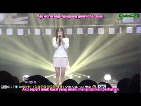 SNSD Taeyeon - Closer (indo sub)
