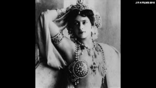 Images and a Fragment of Footage of Mata Hari