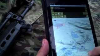 Andriod App   Military MGRS Navi V2