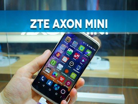 zte axon mini youtube player can jump