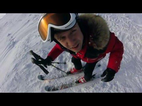 Приисковый 2016 Горные лыжи