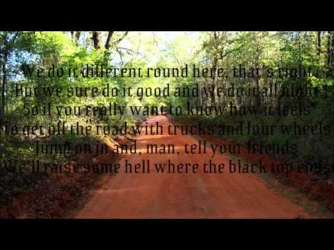 Jason Aldean - Dirt Road Anthem w/Lyrics - YouTube