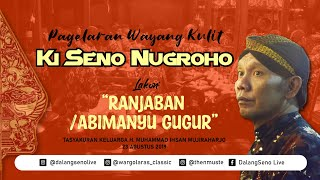 #LiveStreaming KI SENO NUGROHO - RANJABAN/ABIMANYU GUGUR
