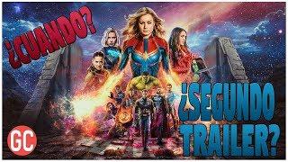 ¿Cuando Sera Publicado El Segundo Trailer De Avengers 4: Endgame?