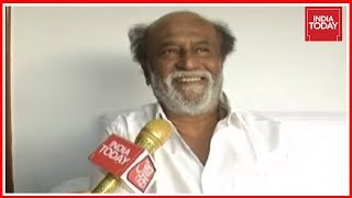 'Ready To Take Politics Heads-On After Yatra': Rajinikanth Interview From Rishikesh Ashram