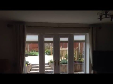 Perfect Fit Duette® Blinds in Walton on the Hill