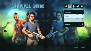 Far Cry 3 Walkthrough / Gameplay Campaign Part 1 ( PC ) - Difficulty Warrior