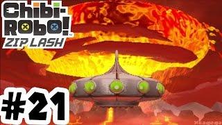 Chibi-Robo! Zip Lash - Gameplay Walkthrough Part 21 World 6 Boss  - 3DS 60FPS