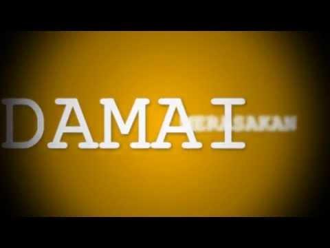 D'MASIV - Damai ( Video Lyric )