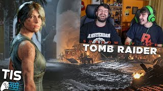 ΤΡΕΧΑ ΛΑΡΑ! | Shadow of the Tomb Raider | TechItSerious