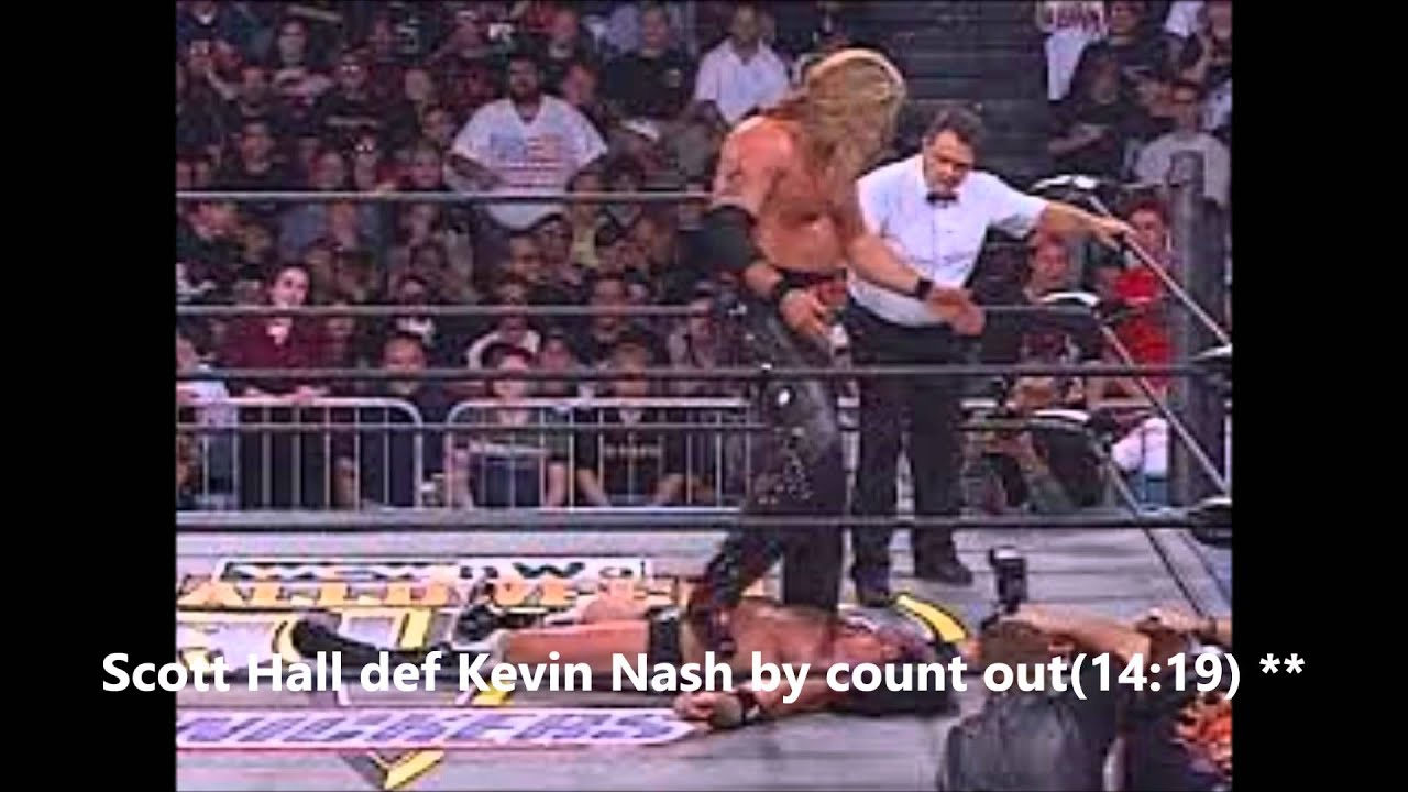 WCW Halloween Havoc 1998 Review - YouTube