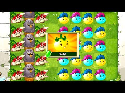 Solar Tomato Unfinished NEW Plant From Plants vs Zombies 2 Max Level