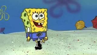 Bob l'éponge - Je marche sur le sable