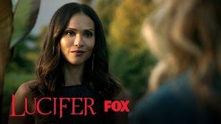 Maze Checks In On Lucifer's Mom | Season 2 Ep. 4 | LUCIFER