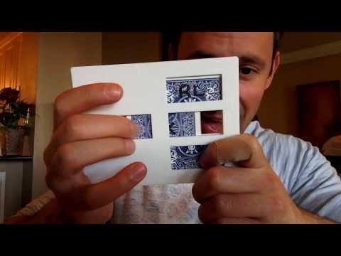 AP Card Warp (Variations on the Zig Zag Card)