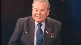 Приглашение космонавта Поповича Р.П. на 70-летие ХВВАУСа 2007 год г.Харьков