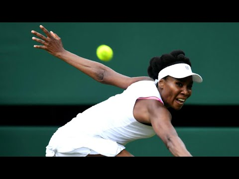 Venus Williams breaks down at Wimbledon over deadly crash