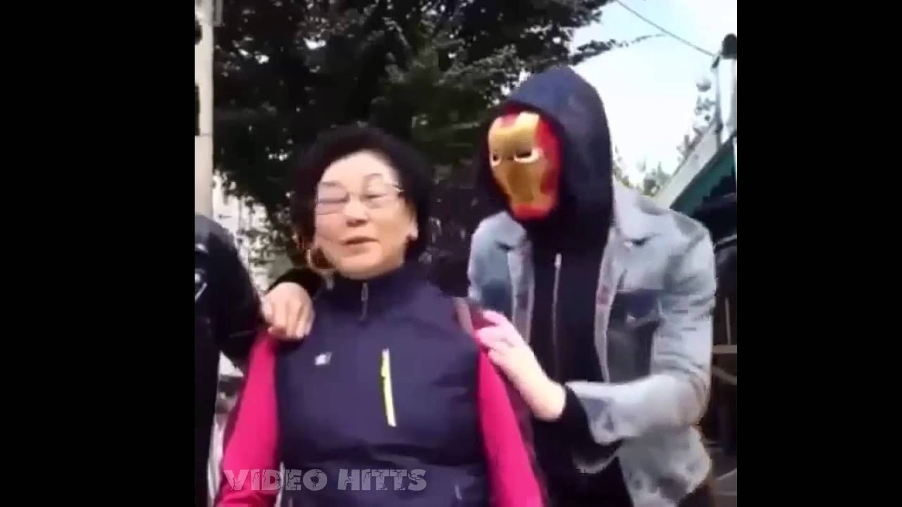 ю тюб негр и китаянка