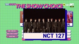 NCT 127, win! THE SHOW CHOICE [THE SHOW 181016]