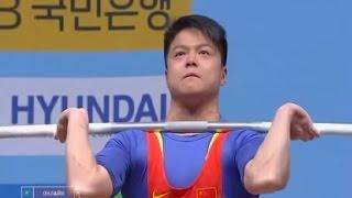2009 World Weightlifting Championships, Men 56 kg \ Тяжелая Атлетика. Чемпионат Мира