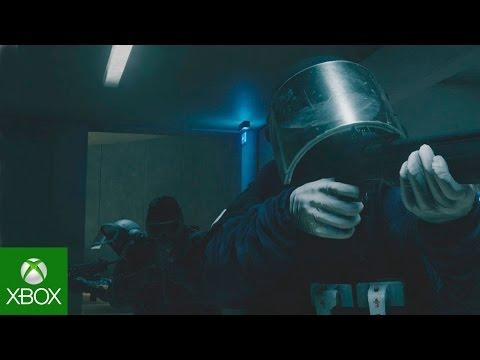 Tom Clancy's Rainbow Six Siege – Closed Beta Trailer