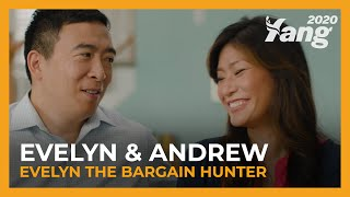 Evelyn Yang the Bargain Hunter