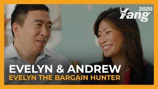 Evelyn Yang the Bargain Hunter