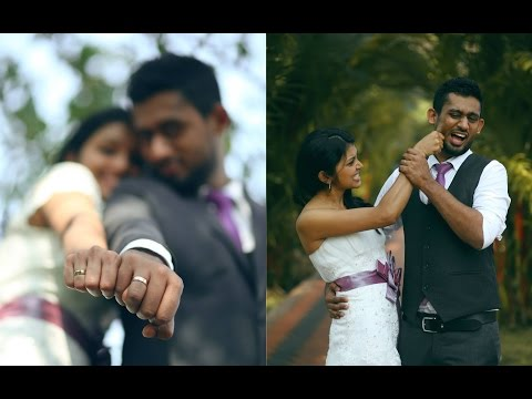 Wedding Album: Daniya + Chindu | Christian Wedding