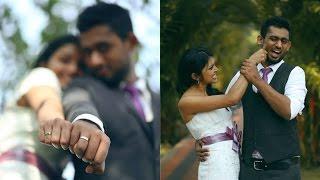 Wedding Album: Daniya + Chindu | Christian Wedding