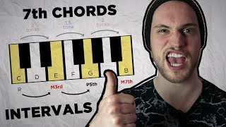 [Beats & Bobs #26] EVERY 7th CHORDS AND INTERVALS - Music Theory 6 (VOSTFR)