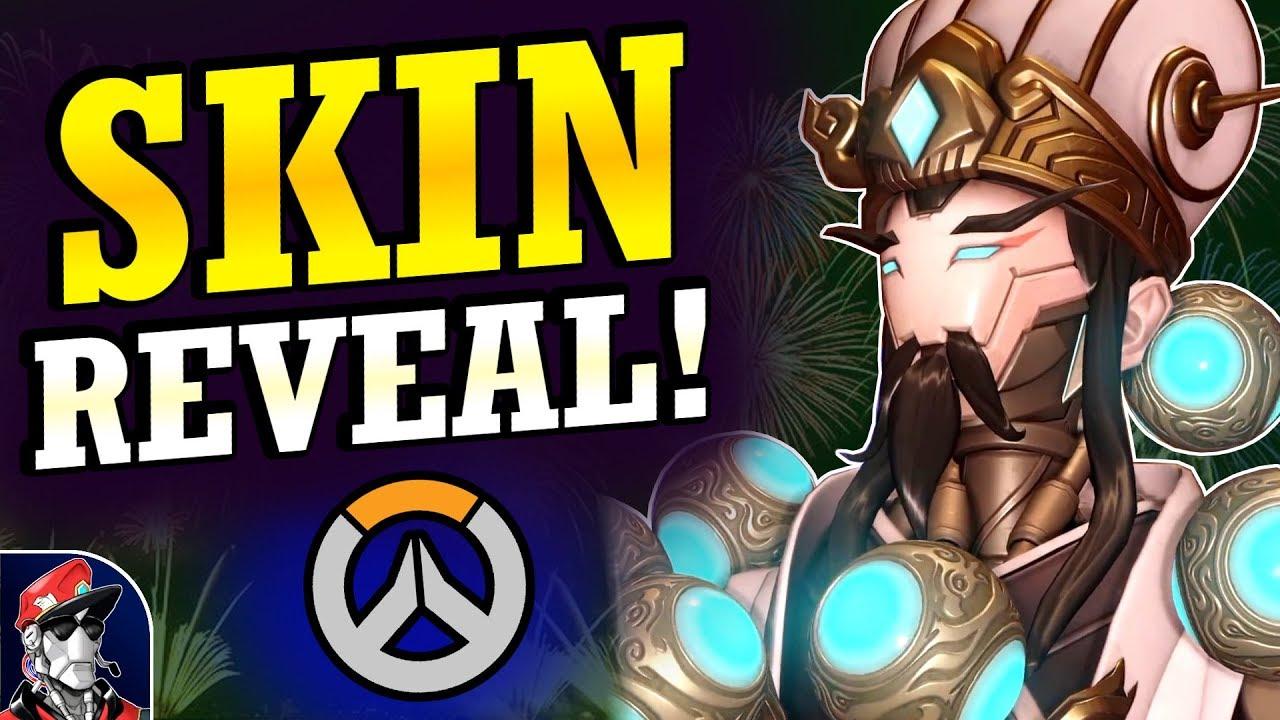 New Zenyatta Legendary Skin Zhuge Liang Zenyatta Skin Overwatch