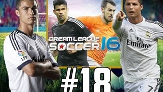 Dream League Soccer 2016 - 2.Küme/Cristiano Ronaldo | #18 | Android [TÜRKÇE]