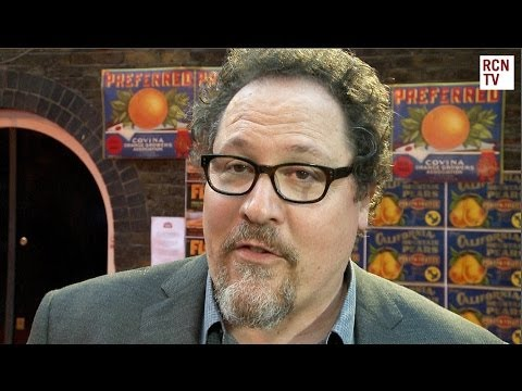 Jon Favreau Interview - Swingers Sequel, Iron Man 4, Jungle Book - Chef Premiere