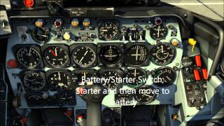 РС: з F-86 - докладний запуск