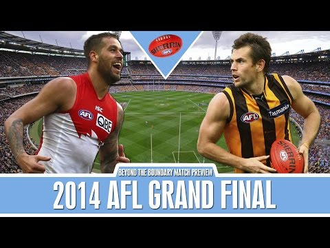 2014 AFL Grand Final Preview