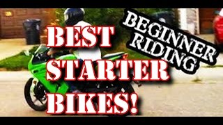 Best Starter Bike! Not a 300cc!?
