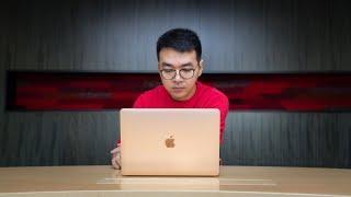 搞机零距离:新MacBook Air体验 金色又变了?