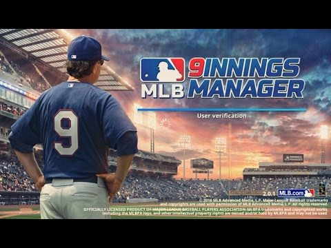 MLB 9 Innings Manager - Android Gameplay HD