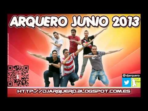 MEGAMIX LOS TEMAZOS DEL VERANO 1 - Dj ARQUERO JUNIO 2013