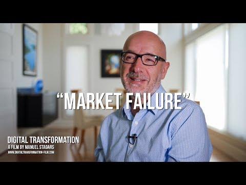 "Digital Transformation: Steve Wilson on ""Market Failure"""