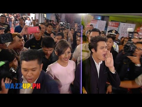 Part 1 Just The Way You Are Movie Grand Premiere Night wiith Liza Soberano and Enrique Gil