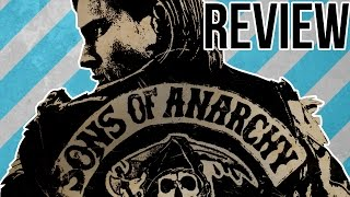 Sons of Anarchy Series Review (Seasons 1-7 on NETFLIX)