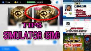Pes 2017 Android Tips Simulator (sim)