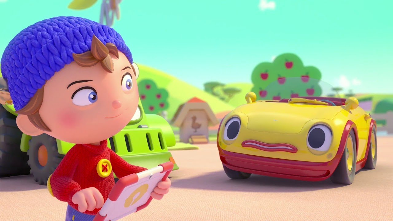 Noddy Toyland Detective | The Case Of The Broken Toy wash | Full Episode