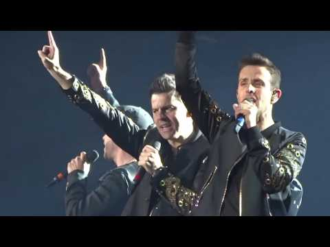 NKOTB 6.27.17  Brooklyn , NY - Total Package Tour - 30 Minute Compilation