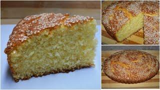 mauritian cuisine easy semolina cake recipe maspin greo suji cake
