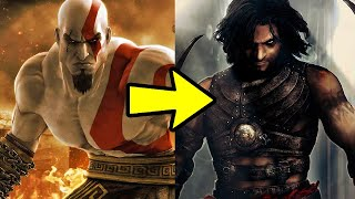 Different Original Versions Of Famous Video Games