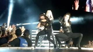 MADONNA REVOLVER MDNA TOUR 2012 RIVER PLATE 15-12-12